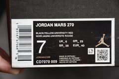 Jordan Mars 270 Citrus - Rocha Madrid Sports