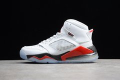 Jordan Mars 270 White Fire Red-Black