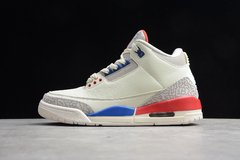 Tênis Air Jordan 3 International Flight