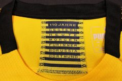 Imagem do Borussia Dortmund - Home - Authentic - 19/20