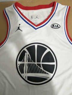Camisa All Star Game 2019 Branca NBA Basquete Swingman - loja online