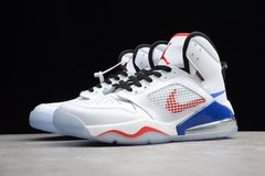 Jordan Mars 270 White Rush Red-Hyper Royal - comprar online