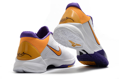 Tênis Nike Kobe 5 Protro Lakers Home na internet