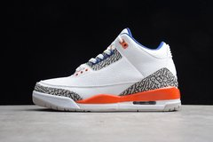 Tênis Air Jordan 3 Retro Knicks