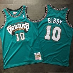 Imagem do Camisa Vancouver Grizzlies Mike Bibby Nba Mitchell & Ness Basquete