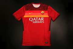 Roma - Home - Authentic - 2020/21 - Rocha Madrid Sports