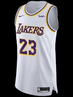 Los Angeles Lakers - Association Edition - Authentic Jersey - comprar online