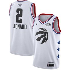 Camisa All Star Game 2019 Branca NBA Basquete Swingman - Rocha Madrid Sports