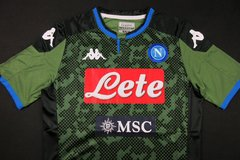 Napoli - Third - Authentic - 19/20