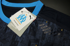 Olympique de Marseille - Away - Authentic - 2020/21 na internet