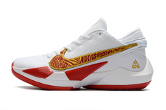 Tênis Nike Zoom Freak 2 White Red