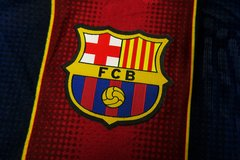 Barcelona - Home - Authentic - 2020/21 - loja online