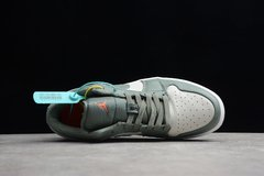 Tênis Air Jordan 1 Low Military Green - Rocha Madrid Sports
