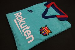Barcelona - Third - Authentic - 19/20