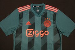 Ajax - Away - Authentic - 19/20 - Rocha Madrid Sports