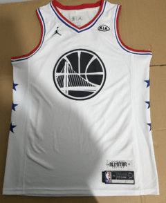 Camisa All Star Game 2019 Branca NBA Basquete Swingman - comprar online
