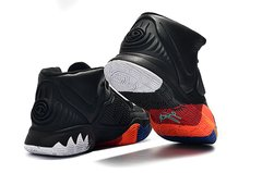 Tênis Nike Kyrie 6 Black Orange Red - loja online