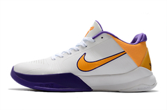 Tênis Nike Kobe 5 Protro Lakers Home
