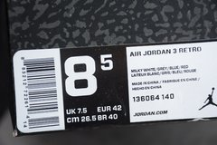 Tênis Air Jordan 3 International Flight na internet