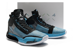 Imagem do Tênis Air Jordan 34 Black Blue White