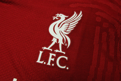 Liverpool - Home - Authentic - Sem Patchs - 2020/21 - loja online