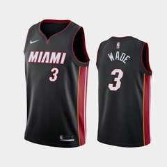 Miami Heat - Icon Edition - Swingman - Nike - Rocha Madrid Sports