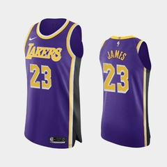 Los Angeles Lakers - Statement Edition - Authentic Jersey