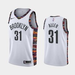 Brooklyn Nets - City Edition 2019 - Swingman - Nike - Rocha Madrid Sports