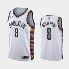 Imagem do Brooklyn Nets - City Edition 2019 - Swingman - Nike