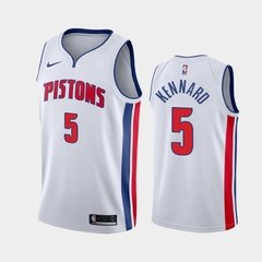 Detroit Pistons - Association Edition - Swingman - Nike - Rocha Madrid Sports