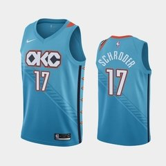 Oklahoma City Thunder - City Edition - Swingman - 2019 - loja online