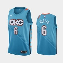 Imagem do Oklahoma City Thunder - City Edition - Swingman - 2019