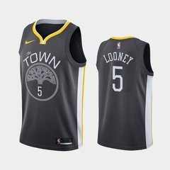 Golden State Warriors - Statement Edition 2018/19 - Swingman - Nike - Rocha Madrid Sports
