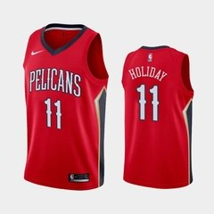 New Orleans Pelicans - Statement Edition - Swingman - 2019 - Rocha Madrid Sports