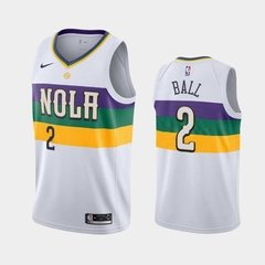 New Orleans Pelicans - City Edition - Swingman - 2019 na internet