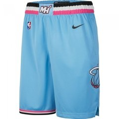 Bermuda Miami Heat City Short Nba 2019 Nike