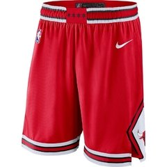 Bermuda Chicago Bulls Away Short Nba 2018 Nike Basquete