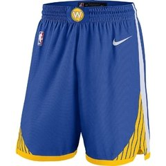 Bermuda Golden State Warriors Short Nba 2018 Nike Basquete