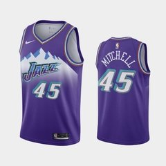 Utah Jazz - Throwback Edition - Swingman - Nike