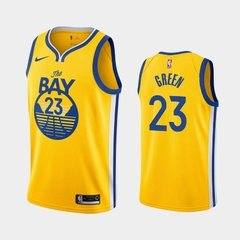 Golden State Warriors - Statement Edition 2019/20 - Swingman - Nike - Rocha Madrid Sports