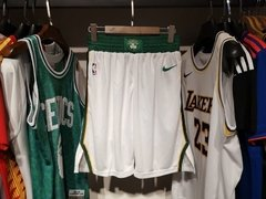 Bermuda Boston Celtics City Short Nba 2019 Nike Basquete - comprar online
