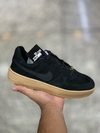 Tênis Nike Air Force Preto e Caramelo