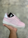 Tênis Nike Air Force Rosa