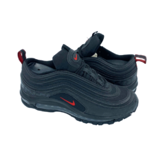 Tênis Nike Air Max 97 Preto Exclusivo - Substore Sneakers