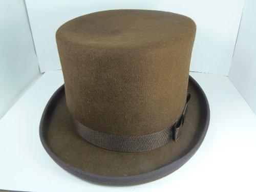 Galera (sombrero De Copa)fieltro De Lana De Vicuña 9462e97058f