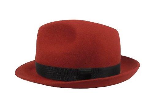 86a200aa1103f Galera (sombrero De Copa)fieltro De Lana De Vicuña