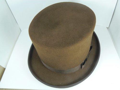 d084aa14b4df8 Galera (sombrero De Copa)fieltro De Lana De Vicuña. 1