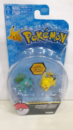 Pokemon Fig Individual act 3 - Bambino Jugueteria