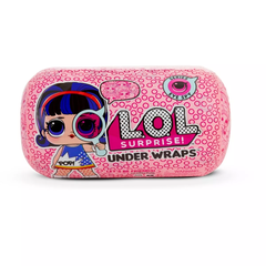 Lol Under Wraps Serie 4 Capsulas