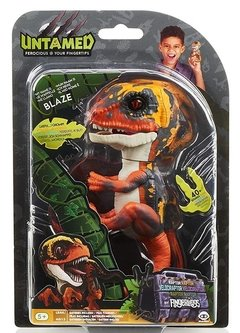 Fingerlings T-Rex Interactivo